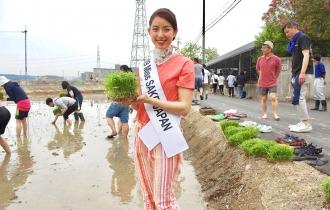 【2019 Miss SAKE 酒米種植體驗】